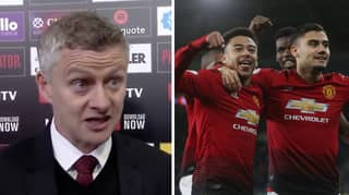Ole Gunnar Solskjaer Didn't Hold Back Explaining Why He Dropped Jesse Lingard And Andreas Pereira