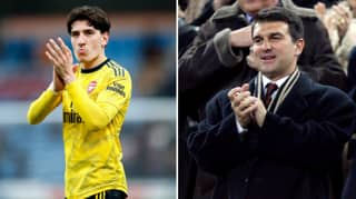 Barcelona Presidential Candidate Has Made Hector Bellerin His Top Target