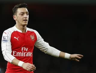 WATCH: Arsenal Fan Bumps Into Mesut Ozil And Begs Him To Stay