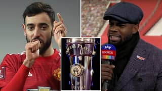 Manchester United Star Bruno Fernandes Should Be Named Player Of The Year, Says Micah Richards