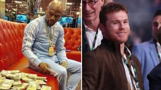 Floyd Mayweather Fires Fresh Shot At Saul 'Canelo' Alvarez Over Fight Contract