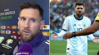 Lionel Messi Could Face Two-Year International Ban And Miss Copa America On Home Soil Next Summer