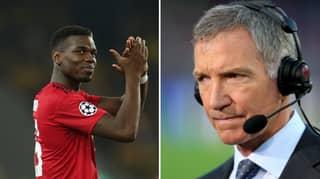 Graeme Souness' Obsession Continues As He Criticises Paul Pogba Again