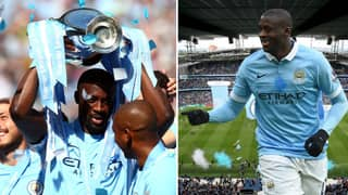 Yaya Toure Has Announced His Retirement From Football