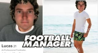 Football Manager Regen Is On Tinder And Someone Has Swiped Right