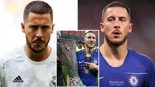 Twitter Thread 'Exposed' Eden Hazard As 'Most Overrated Player In The World' After Real Madrid Move