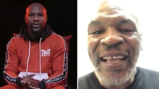 A Birthday Message From Floyd Mayweather Is Much More Expensive Than One From Mike Tyson