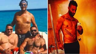 Mido Loses Eight Stone In Incredible Body Transformation
