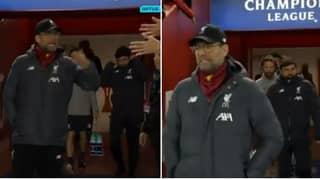 Jurgen Klopp Tells Liverpool Fans To 'Put Your Hands Away You F**king Idiots'