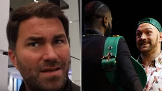 Eddie Hearn Reveals Who He Wants To Win Tyson Fury Vs Deontay Wilder Rematch