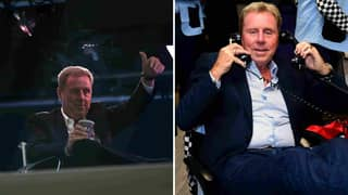 Harry Redknapp Is The Highest-Paid I'm A Celebrity...Get Me Out Of Here! Contestant Ever