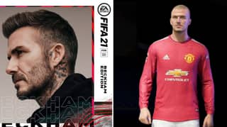David Beckham Will Earn More From FIFA 21 Than He Did At Manchester United And PSG