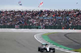 BREAKING: Lewis Hamilton Wins The British Grand Prix