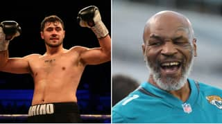 British Heavyweight's Bold Claim About Mike Tyson Has Boxing Fans Talking