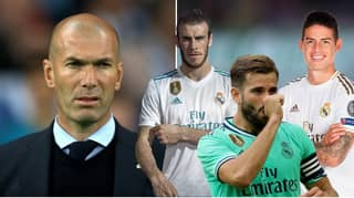 Gareth Bale 'Tops List Of Seven Players' To Be Axed By Real Madrid This Summer