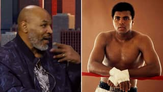 Mike Tyson Discusses His Emotional Reaction To Muhammad Ali Losing Against Larry Holmes