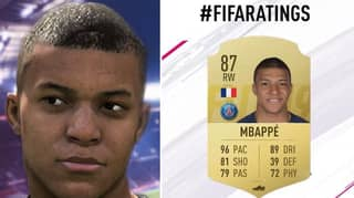 Kylian Mbappe Is The Fastest Player On FIFA 19 With Spicy 96 Pace