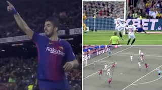 Video Of Luis Suarez's Best Barcelona Moments Shows How Good He Was