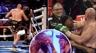 Deontay Wilder Conjures Up New Conspiracy Theory To Explain Why His Corner Threw In The Towel