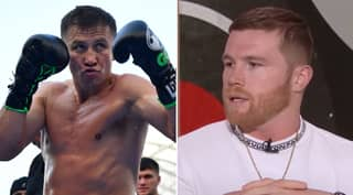 Canelo Alvarez Warns Gennady Golovkin He Would KO Him And 'Do Some Serious Damage'
