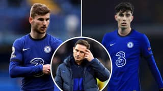 'Timo Werner And Kai Havertz's Failure At Chelsea Cost Frank Lampard His Job'