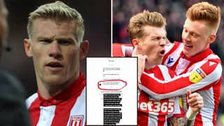Stoke City Winger James McClean Speaks Out Against Vile Threats Sent To Him On Social Media