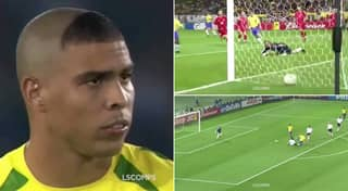 Video Of Ronaldo Nazario Running Riot At 2002 World Cup Shows What A Special Talent He Was
