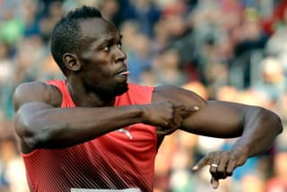 Usain Bolt Suffers Hamstring Tear Becomes A Doubt For Rio Olympics