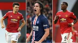 Manchester United Wages Revealed With Edinson Cavani Agreeing A Two-Year Deal