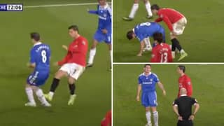 When Frank Lampard Stopped Cristiano Ronaldo Getting Sent Off With Incredible Display Of Honesty