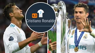 Cristiano Ronaldo Thread Exposes Why He Is The 'Most Overrated Big-Game Player'