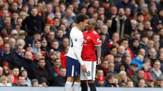 What Dele Alli Said To Ashley Young In Spat On The Pitch