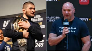 Dana White Reveals When Khabib Nurmagomedov Will Return To The UFC Following The Death Of His Father