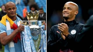 Vincent Kompany Names His Pick For The Greatest Premier League Defender In History