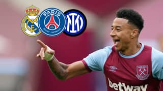 PSG, Real Madrid And Inter Eye Up Potential Jesse Lingard Moves