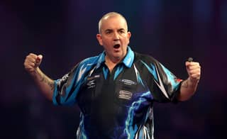 Phil Taylor Lost The Plot Live On Sky Sports Last Night