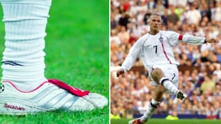 The Godly White, Silver And Red Adidas Predator Precision Boots Are Getting A Remake