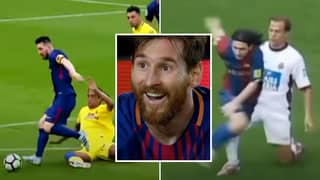 Lionel Messi Treating Football As 'A Joke' Is The Ultimate Compilation