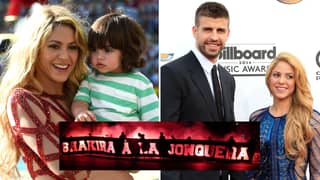 PSG Ultras Hold Disgusting Banner Calling Pop Star Shakira A 'Prostitute' Ahead Of Barcelona Clash