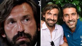 Gianluigi Buffon Responds To Andrea Pirlo Becoming Juventus Manager