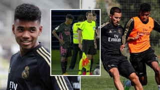 Meet The Former Tranmere Academy Player Who Made His Real Madrid Debut At The Weekend