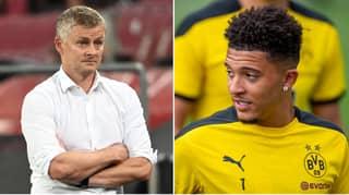 Manchester United Ruthlessly Trolled By Borussia Dortmund Over Jadon Sancho Transfer Saga