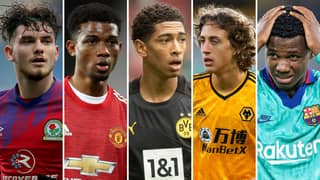 The 50 Best Wonderkids In World Football Right Now Have Been Named And Ranked