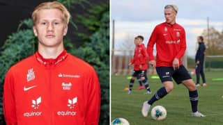 Erling Haaland's 17-Year-Old Cousin Is Also An Absolute Goal Machine