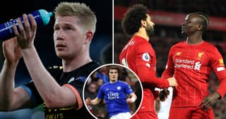 Premier League Team Of The Season And Most Underrated Player Are Chosen