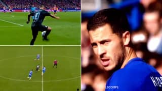 Eden Hazard's 2017/18 Season At Chelsea Will Go Down In Football History