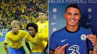 What Willian Said To Thiago Silva After He Signed For Chelsea