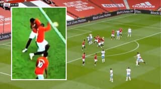 Paul Pogba Gives Away Penalty After Hilarious Handball For Manchester United