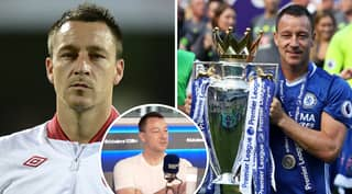 John Terry Reveals The 'Incredible' Wasted Talent He Saw At Chelsea