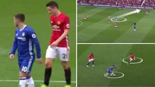 Ander Herrera's Iconic Battle Against Eden Hazard Was A Masterclass In Man-Marking